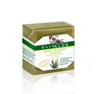 Tradiční Olivové mýdlo s Aloe Vera 200 g