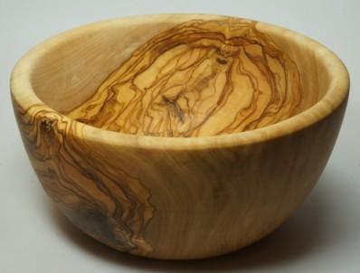 Salátová mísa z olivového dřeva  23 cm