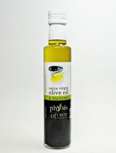 Extra panenský olivový olej Physis of Crete balsamico 0,25l sklo