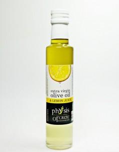 Extra panenský olivový olej Physis of Crete citrón 0,25l sklo
