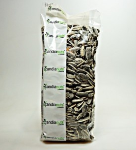 Slunečnicová semínka pražená lehce solená 200g