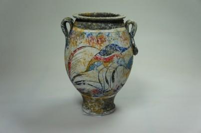Mínojská keramika - střední - výška 12cm E