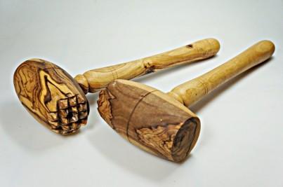Palička na maso z olivového dřeva