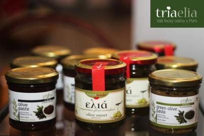 Olivová pasta