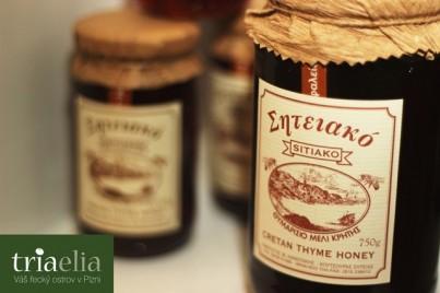 Řecký tymiánový med