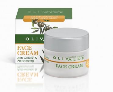 Krém na obličej - suchá a dehydrovaná pleť 40 ml