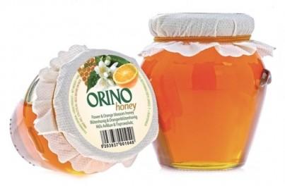 Řecký pomerančový med 400g