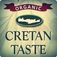 Organický Extra panenský olivový olej  CRETAN TASTE