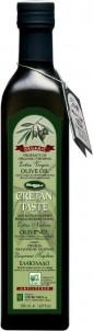 Organický Extra panenský olivový olej 0,75l sklo CRETAN TASTE