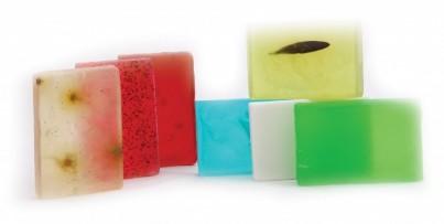 Přírodní glycerinové mýdlo 1