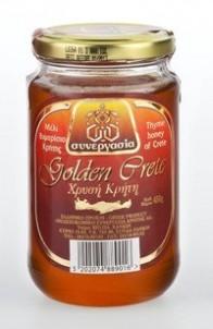 Řecký tymiánový med Golden Crete