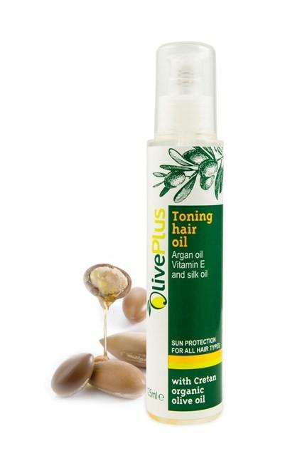 OlivePlus ® | Olej na vlasy s BIO olivovým olejem 125 ml