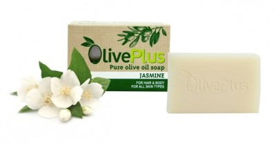 Olivové mýdlo s jasmínem 100 g