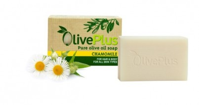 Olivové mýdlo s heřmánkem 100 g