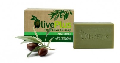 Olivové mýdlo bez parfemace