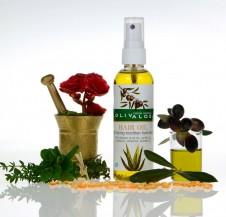 Vyživující olivový olej na vlasy a pokožku hlavy 100 ml