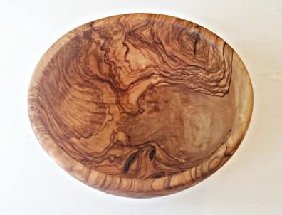 Salátová mísa z olivového dřeva  29 cm