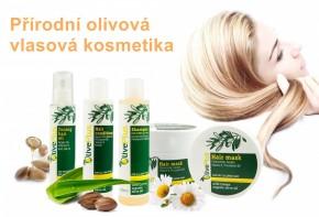 OlivePlus Přírodní vlasová kosmetika