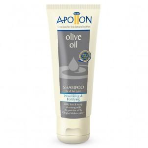 Šampon pánský na vlasy vyživující & posilující 200 ml