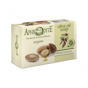 Olivové mýdlo s arganovým olejem 100 g