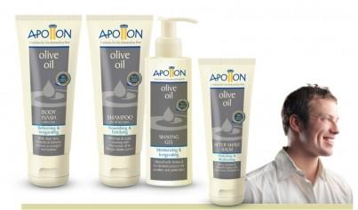 Přírodní pánská kosmetika značky  APHRODITE ® Skin Care