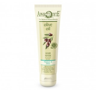 Přírodní maska na vlasy pro Hydrataci & Lesk bez silikonů Aphrodite ®