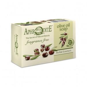 Přírodní olivové mýdlo bez parfemace 100 g