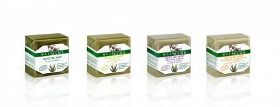 100% přírodní olivové mýdlo