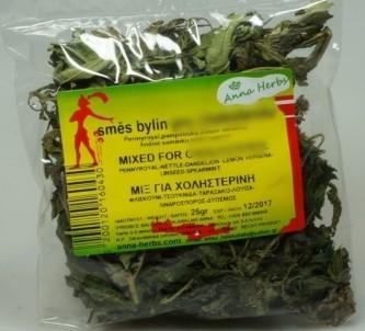 Čajová směs bylin č. 15 - CHOLESŤÁK 25 g