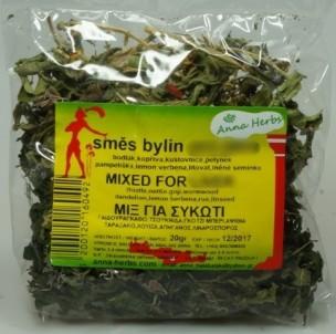 Čajová směs řeckých bylin JATERNÍK