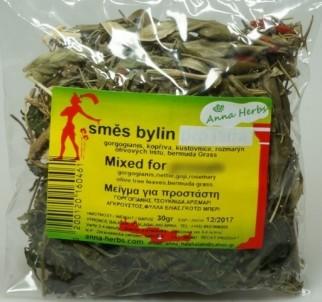 Řecká čajová směs bylin PROSTAŤÁK