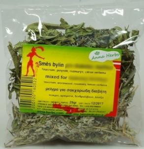 Čajová směs bylin č. 7 - DIABEŤÁK 25 g