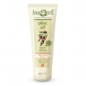 Krém olivový  na nohy Aloe Vera & Arnika 75ml