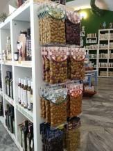 Vakuované řecké olivy z Kréty s peckou