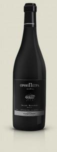 ORTHI PETRA 2010 Bio červené víno Syrah-Kotsifali 0,75 l