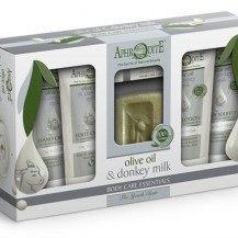 Kosmetika Aphrodite Skin Care s oslím mlékem