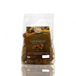 Karobové sušenky z Kréty