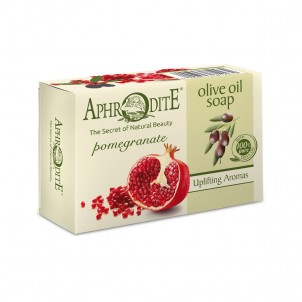 Olivové mýdlo s granátovým jablkem 100 g