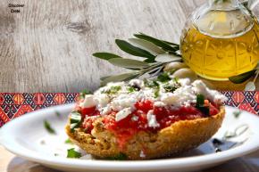 Řecké ječné pečivo PAXIMADAKI na krétský dakos 400 g