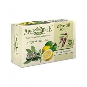Olivové mýdlo Citron & Šalvěj  100 g