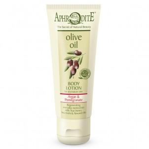 Tělové mléko Olivový olej & Argan & Granátové jablko 200 ml