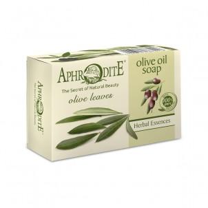 Olivové mýdlo s olivovými listy 100 g