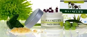 Přírodní olivová kosmetika