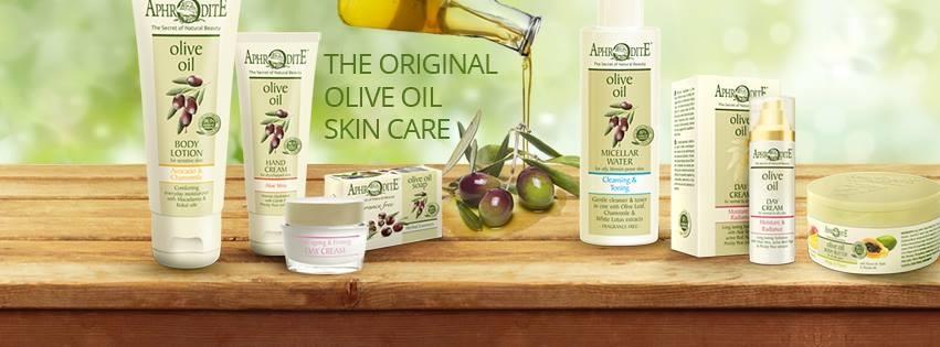 Olivová přírodní kosmetika APHRODITE ® Skin Care