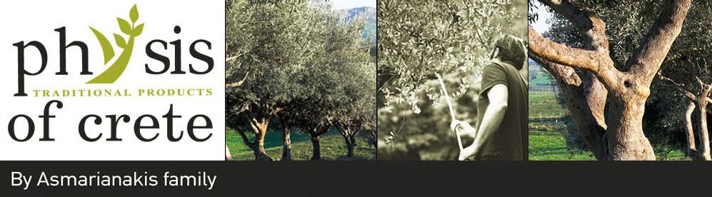 Řecký olivový olej z Kréty
