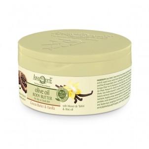 Tělové olivové máslo Kakaové máslo & Vanilka 200ml