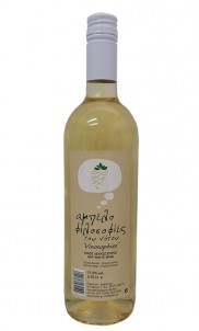 Vinosophies řecké bílé víno Suché 0,75 l - Titakis wines