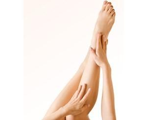 Přírodní olivové krémy na nohy