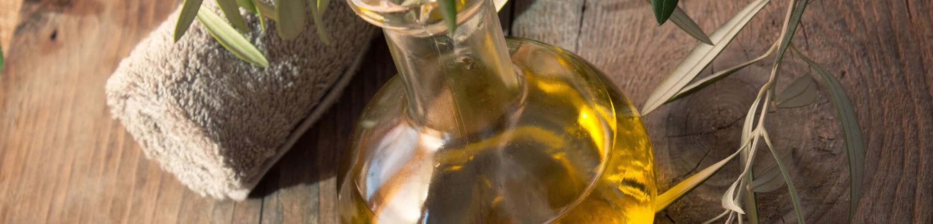 Kosmetické masážní oleje