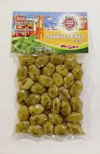 Olivy zelené s krétským oregánem 250gr